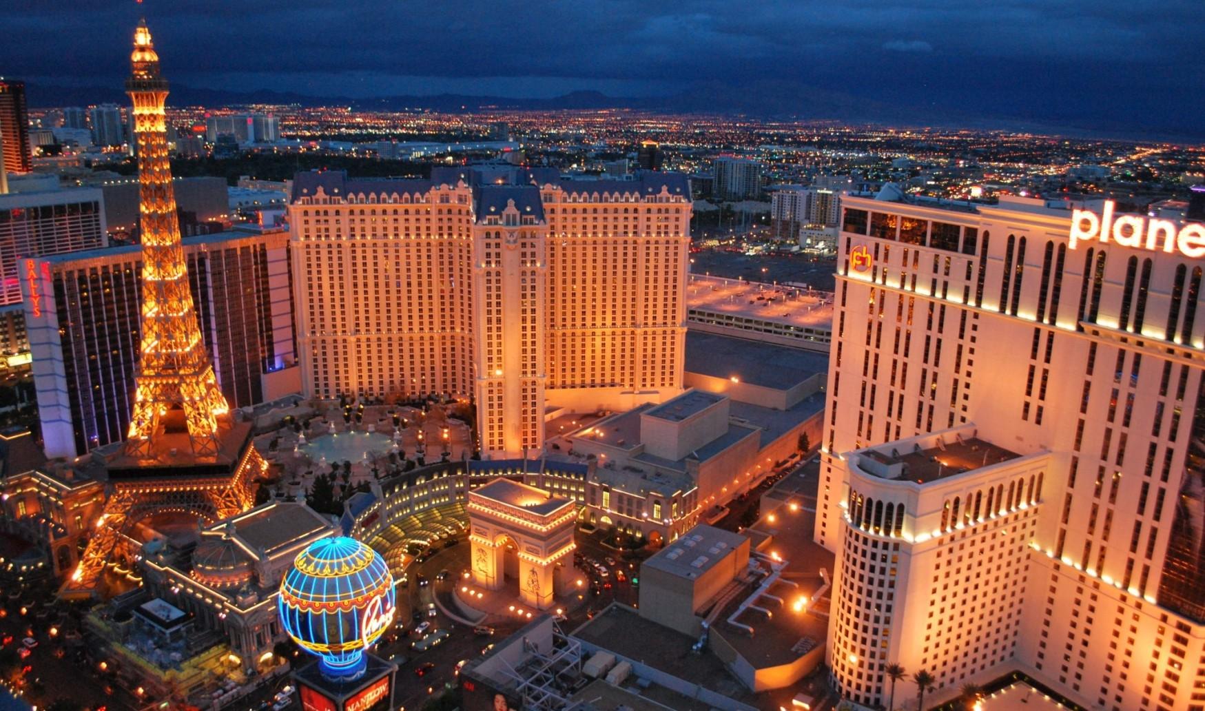 Las-Vegas-Skyline